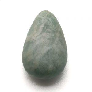 Strahlenschutzanhänger Amazonit tropfenförmig