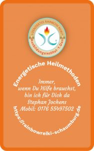 """Heilfolie """"Erstes Gesundheitsgebet"""""""