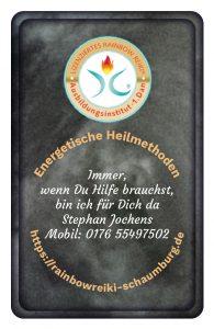 """Produktfoto Heilfolie """"Leuchtender Raum der Liebe"""""""